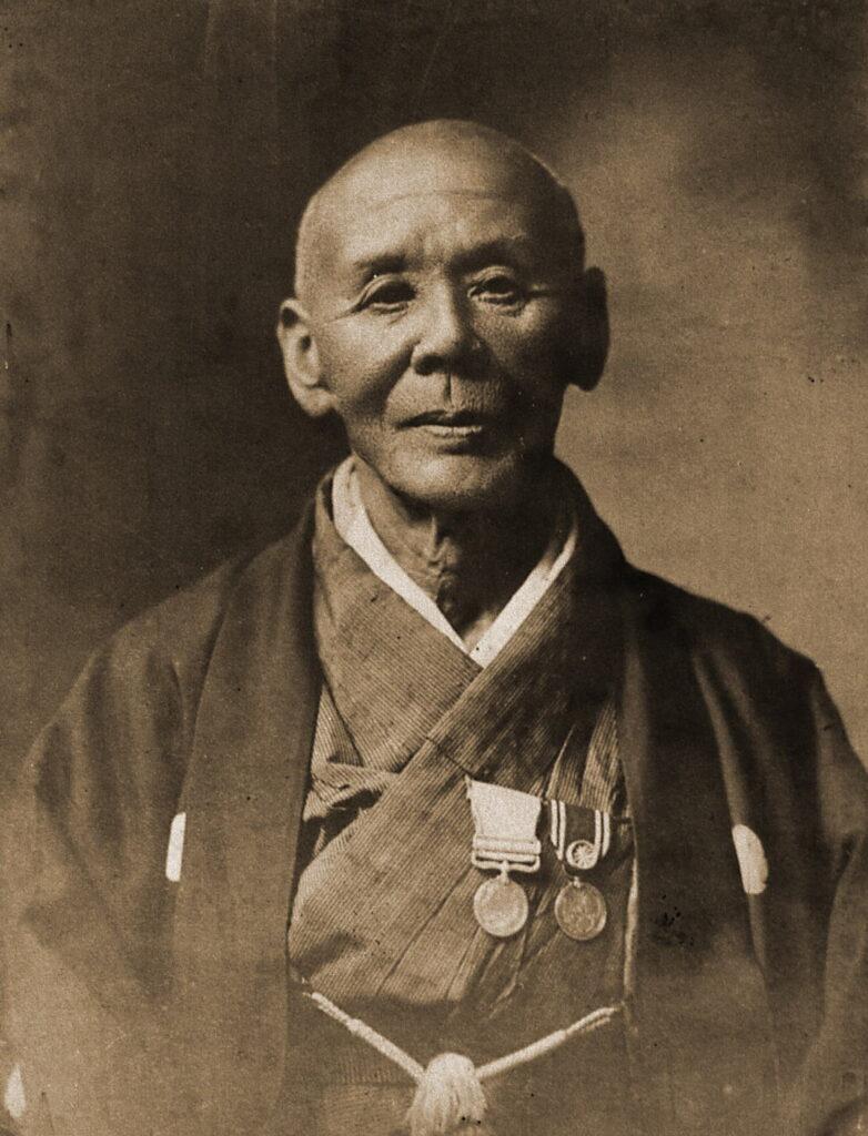 中山久蔵翁